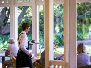 Botanic Gardens Restaurant wins Tourism Award