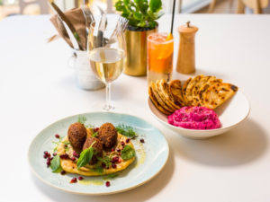 Delicious dining at South Australia's Cafe of the Year 2018