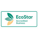 EcoStar Accredited Business Logo for Blanco Horner